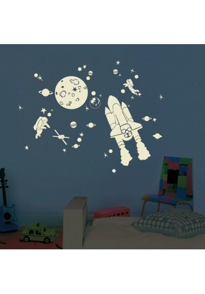 Space kit phosphorescent