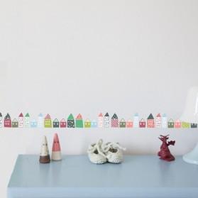 Little houses - Wallborder
