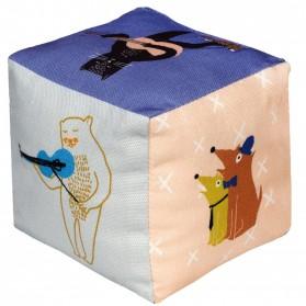 Cube coton - Let's rock