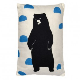 Mini coussin - Grizzly