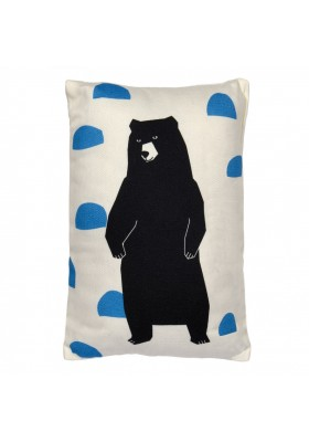 """Grizzly"" mini cushion"