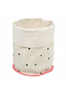 Dots - Fabric basket
