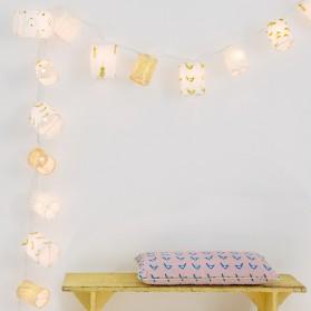 Guirlande lumineuse - Gold