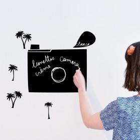 Clic clac - Blackboard sticker