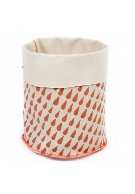 Drops - fabric basket