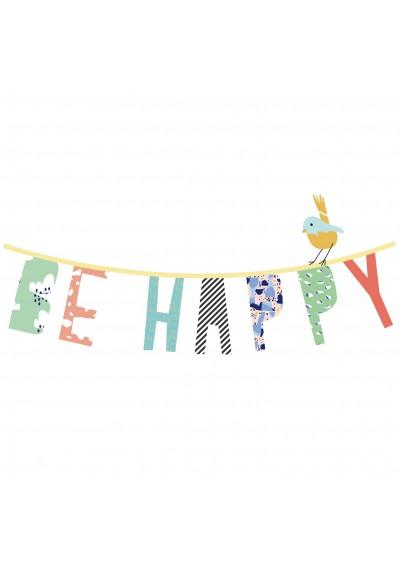 Sticker - Be Happy