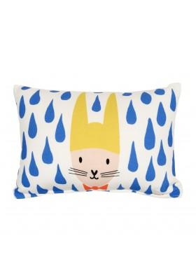 """Lapin fripon"" mini cushion"