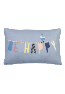 MINI COUSSIN BE HAPPY