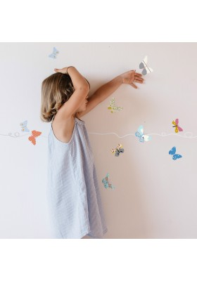 WALLBORDER BUTTERFLIES