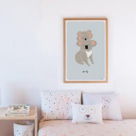 Affiche Koala Family