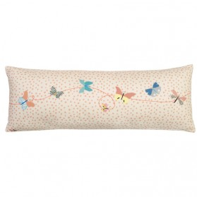 Coussin Long - Papillons