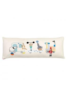 Long Cushion The Train of Circus