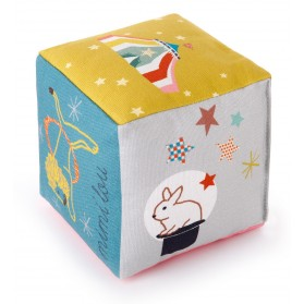 Circus - Cotton cube