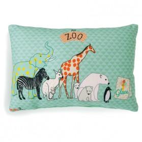 Zoo - mini cushion