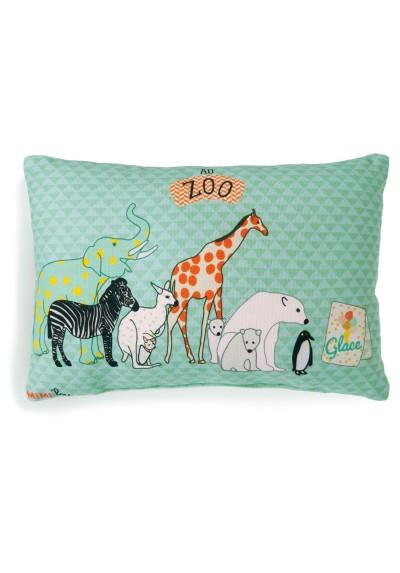 "Mini cushion ""Zoo"""