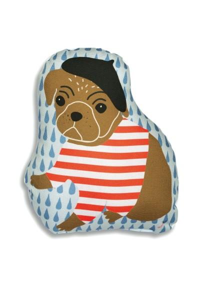 Doudou chien parisien