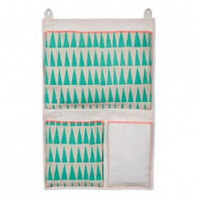 Triangles - Wall pouch