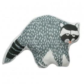 Hector the raccoon - Soft cushion