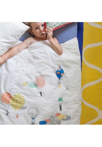 """Bed linen """"Hot air balloons"""" 100x135 cm"""