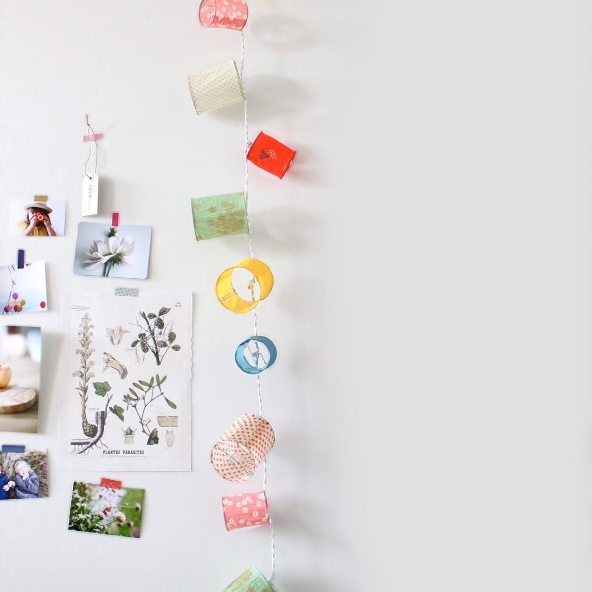 Comment Accrocher Une Guirlande Lumineuse Au Mur guirlande lumineuse - tout doux - mimi'lou shop
