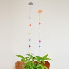 Rain - DIY garland kit