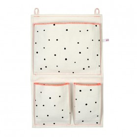 Dots - Wall pouch