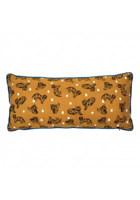 "Coussin long ""Tigers"""