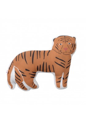Rocky the tiger cushion