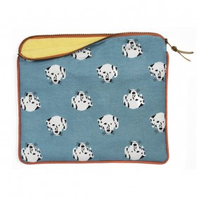 Spotty dogs - Ipad pouch