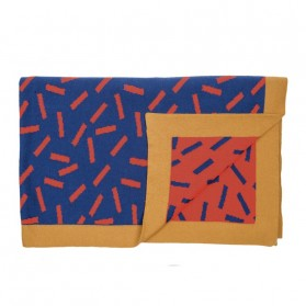 Matches - Knitted blanket