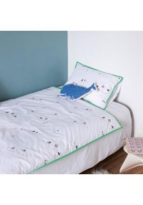 """Bed linen """"Sailing"""" 100x135"""
