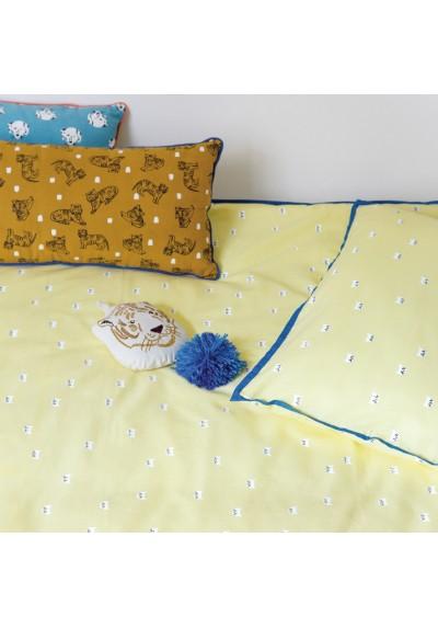 "Bed linen ""Cats"" 100x135"
