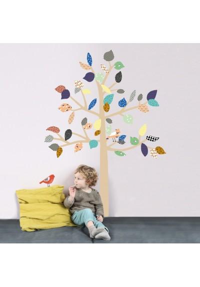 Sticker Big Tree - L