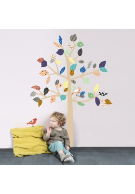 Sticker Big Tree - L