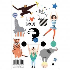 Tattoos - Cirque
