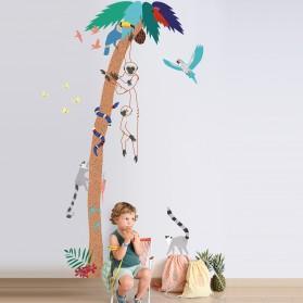 Sticker géant  - Into the jungle