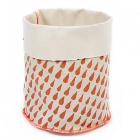 Drops - fabric basket