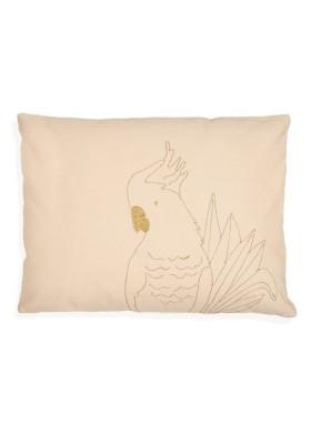 Coussin - Golden Parrot