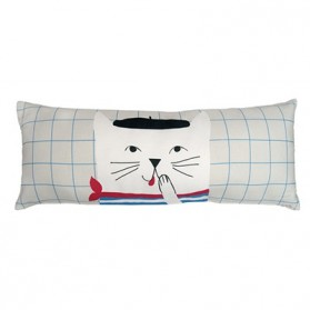 French cat - Long cushion