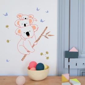 Koala family - Sticker