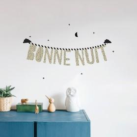 Bonne nuit - Sticker