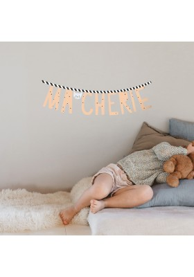 """Ma Chérie "" Sticker"