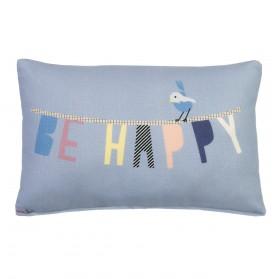 Be Happy - Mini Cushion
