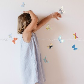 Butterflies - Wallborder
