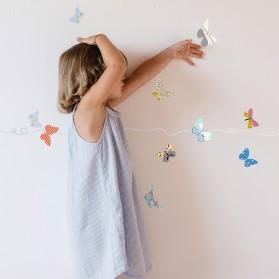 Frise - Papillons