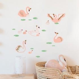 Swan's lake - Sticker