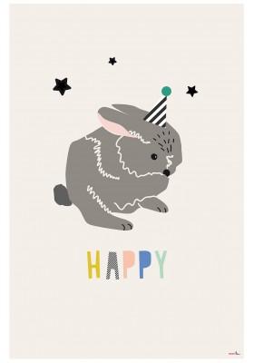 Affiche - Happy