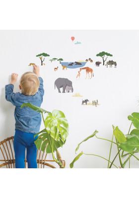 Sticker - Safari