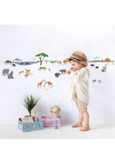 Frise - Safari