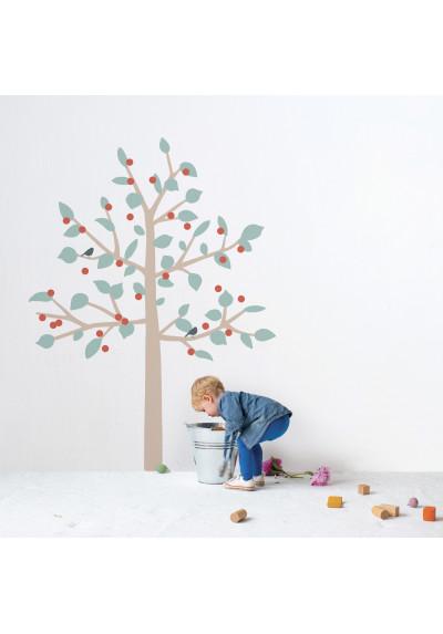STICKER GRANT - BIG CHERRY TREE